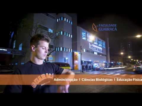 Vestibular 2014 - Faculdade Guairacá