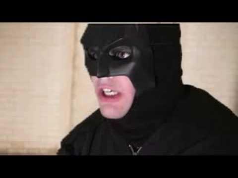 The Dark Knight- Joker Interrogation Scene Spoof, Alternate take of Batman and the Joker's first conversation in The Dark Knight. Watch my new Dark Knight Parody here! : http://www.youtube.com/watch?v=uX9oV6...