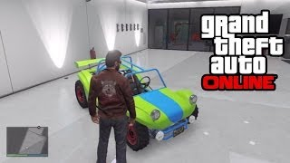 GTA 5 Online How To Duplicate Any Car! (After Update 1