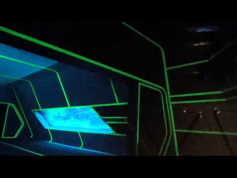 Disney World's Epcot Test Track with a POV of the ride!