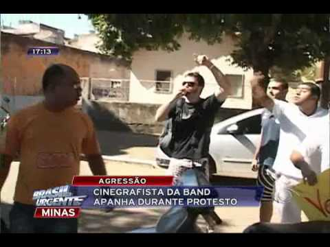 CINEGRAFISTA BAND APANHA PROTESTO 01 06