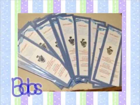 Invitaciones, recuerdos, centros de mesa, mesas de dulces, etc. - D-Tallitos.com