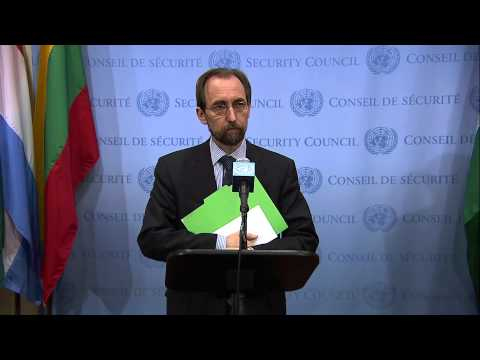 Iraq's Anbar War - UN Discussion