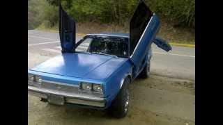 Motor Fest 2012 - Chevrolet Celebrity