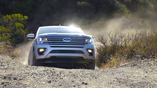 Ford Expedition (2018) Off-Road Test Drive. YouCar Car Reviews.