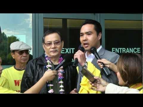11 phút: Lý Tống được trả tự do ngày 18-8-2012 tại nhà tù Main Jail.