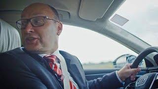 Audi A8 (2018) The Chauffeur Test [YOUCAR]. YouCar Car Reviews.