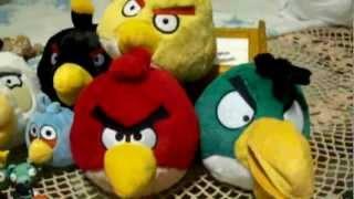 Review: Angry Birds de pelúcia view on youtube.com tube online.