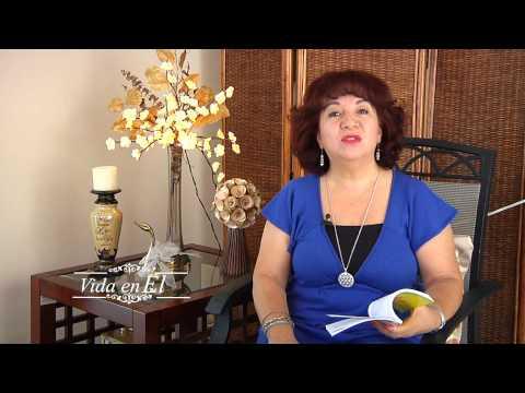 Vida en Él Lunes 26 Agosto 2013, Pastora Araceli Cesar