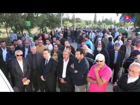 أقوى لحظات الجنازة المهيبة للراحل مصطفى المسناوي