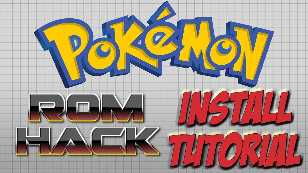 how to download pokemon rom hacks on mac