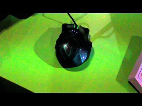Razer представила модификацию игровой мыши Naga HEX.
