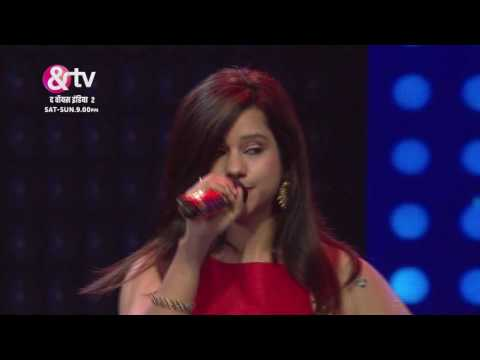 Neha Khankriyal Sings With Ash King | The Liveshows | Sneak-Peek| The Voice India S2 | Sat-Sun,9 PM