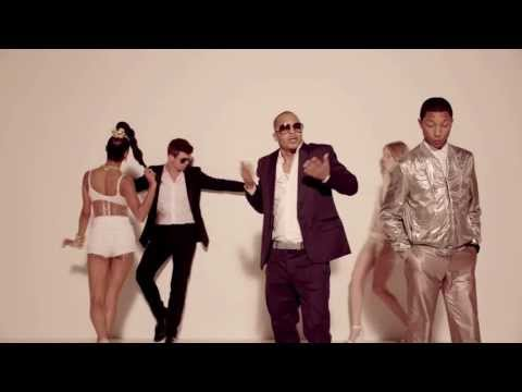 Robin Thicke Feat. TI & Pharrell - Blurred Lines (Komes Remix)