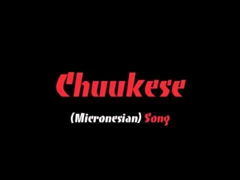 Chuukese Song: Ekeriafou Porausen inisi