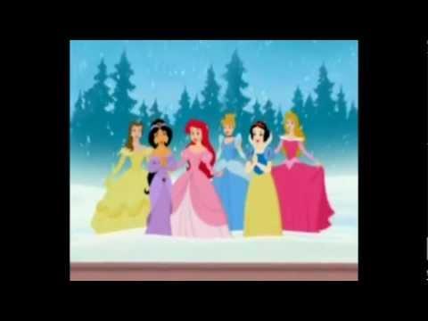 ♫ Disney Princess - The Beauty of the Season ◕ (polish) Collab