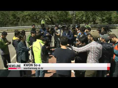 NEWSLINE AT NOON 12:00 Sewol-ho ferry: search-and-rescue operation continues