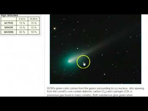 ALERT NEWS VIDEO OF Comet Impacts The Sun!