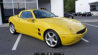 2001 Qvale Mangusta Start Up, Exhaust, and In Depth Tour