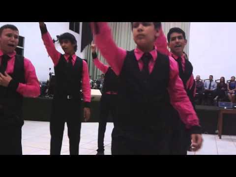 Coreografia EFESIOS 6 - Anderson Freire