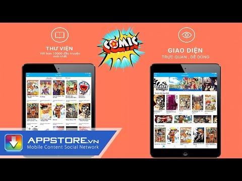 ComicVN - Đọc truyện tranh 18 + online - AppStore.Vn