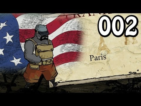 Let's Play Valiant Hearts The Great War #002 Freddie der Ami ( Gameplay German Deutsch )