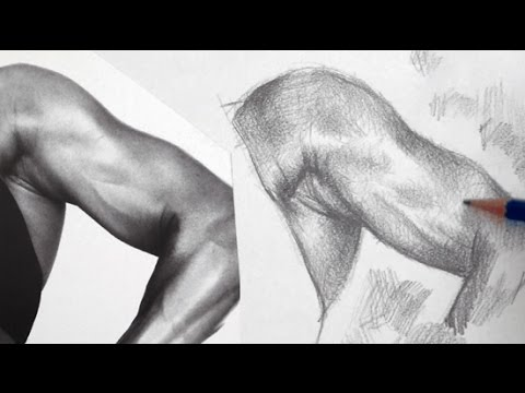 How To Shade A Drawing With Pencil Shading Techniques