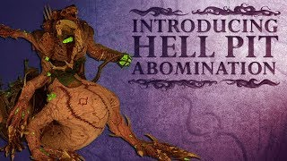 Total War: WARHAMMER II - Bemutatkozik Hell Pit Abomination