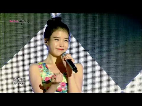 【TVPP】IU - The Red Shoes, 아이유 - 분홍신 @ Hope Concert Live
