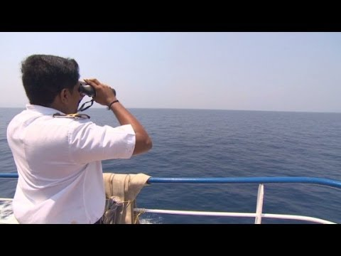 Private ships search for missing flight in Indian Ocean