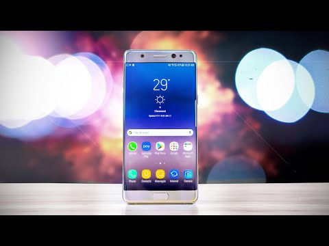 This Galaxy Note 7 Won't Explode (Probably)