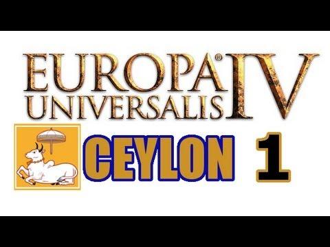 Europa Universalis 4 IV Ceylon Ironman Hard 1