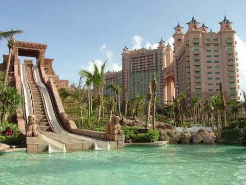 Atlantis Hotel Bahamas - A Video Tour!