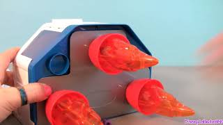 Klip Kitz Toy Story How To Build Spaceship With Buzz