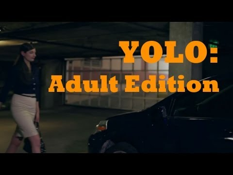 YOLO: Adult Edition