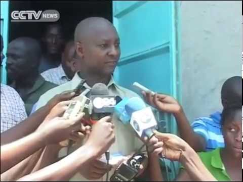 Kenya Mombasa Church Attack