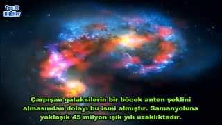 Kesfedilmis En Sasirtici 10 Galaksi