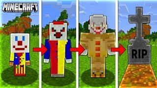 Nếu CHÚ HỀ MA QUÁI Xuất Hiện Trong Minecraft!!