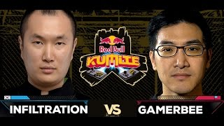 Red Bull Kumite 2016 : Infiltration vs. Gamerbee - Winners Quarter Finals sf5