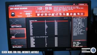 How To Manually Set Your DRAM Memory Frequency Speed