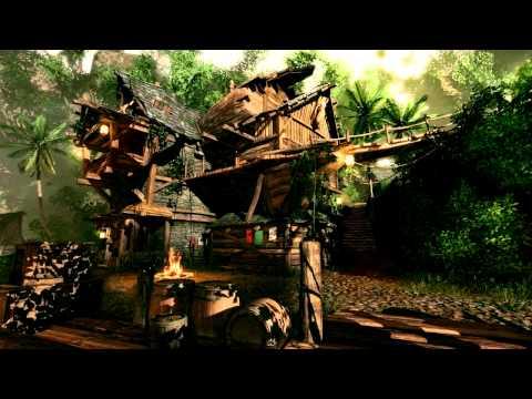 Risen 2 - Pirate Town (Официальный саундтрек)
