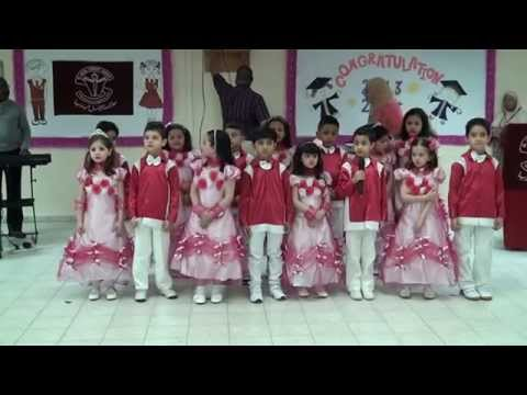 Al Amal Indian School in Kuwait - Graduation Day 2013-2014 - P1