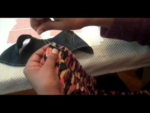 How to Sew a Cute Party Dress for an 18 Inch Doll!