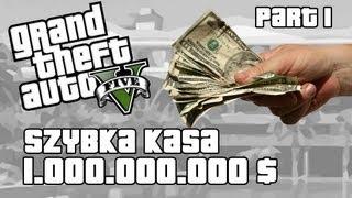 GTA V Jak Zdobyć Szybko Pieniądze W GTA V ? Sposób