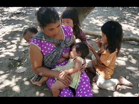 Cận cảnh cuộc sống của 7 đứa trẻ 'người rừng' ở Bình Thuận