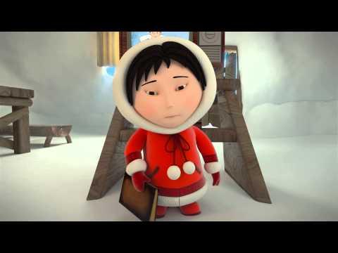 Eskimáčka - Séria 3 - 4 - Zacháň les