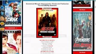 Como Baixar Filmes Torrent 2012.avi view on youtube.com tube online.