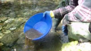 Gold Panning Tips And Tricks
