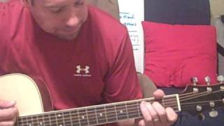 Lord Prepare Me Guitar Chords Tutorial Lessons Christian