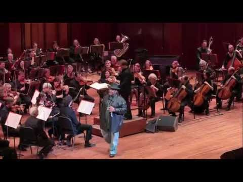Sir Mix-a-lot Gets Down With An Orchestra